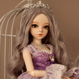 Vinyl Doll 60cm High BJD Doll (Not Resin) Full Set