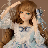 Vinyl Doll 60cm BJD Doll (Not Resin) Full Set