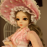 Vinyl Doll Full Set 60cm BJD Doll