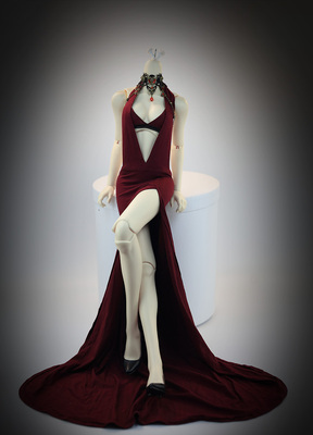 BJD sexy evening dress-- closed on 6/26, waiting for produciton