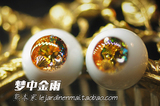熊本 Acrylic Eyes #02  12-20mm Handmade