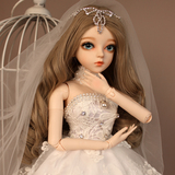Vinyl Doll 60 cm BJD Doll Full Set