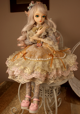 60cm BJD Doll (Vinyl) Full Set or Nude Doll