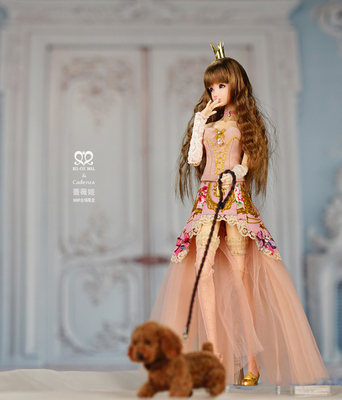 [BEDOLL] Fashion Doll SHDP Limited Rose