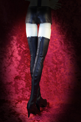BJD Doll Thigh High Boots -- for 68cm ~73cm uncle (boy)