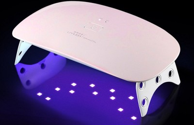 LED UV Lamp for Drying Acrylic Eyes