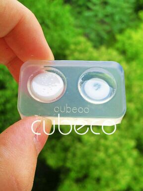 [ Cubeco ]BJD eye mold (semi -transparent )